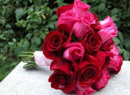 How To Make Your Own Rose Bridal Bouquet