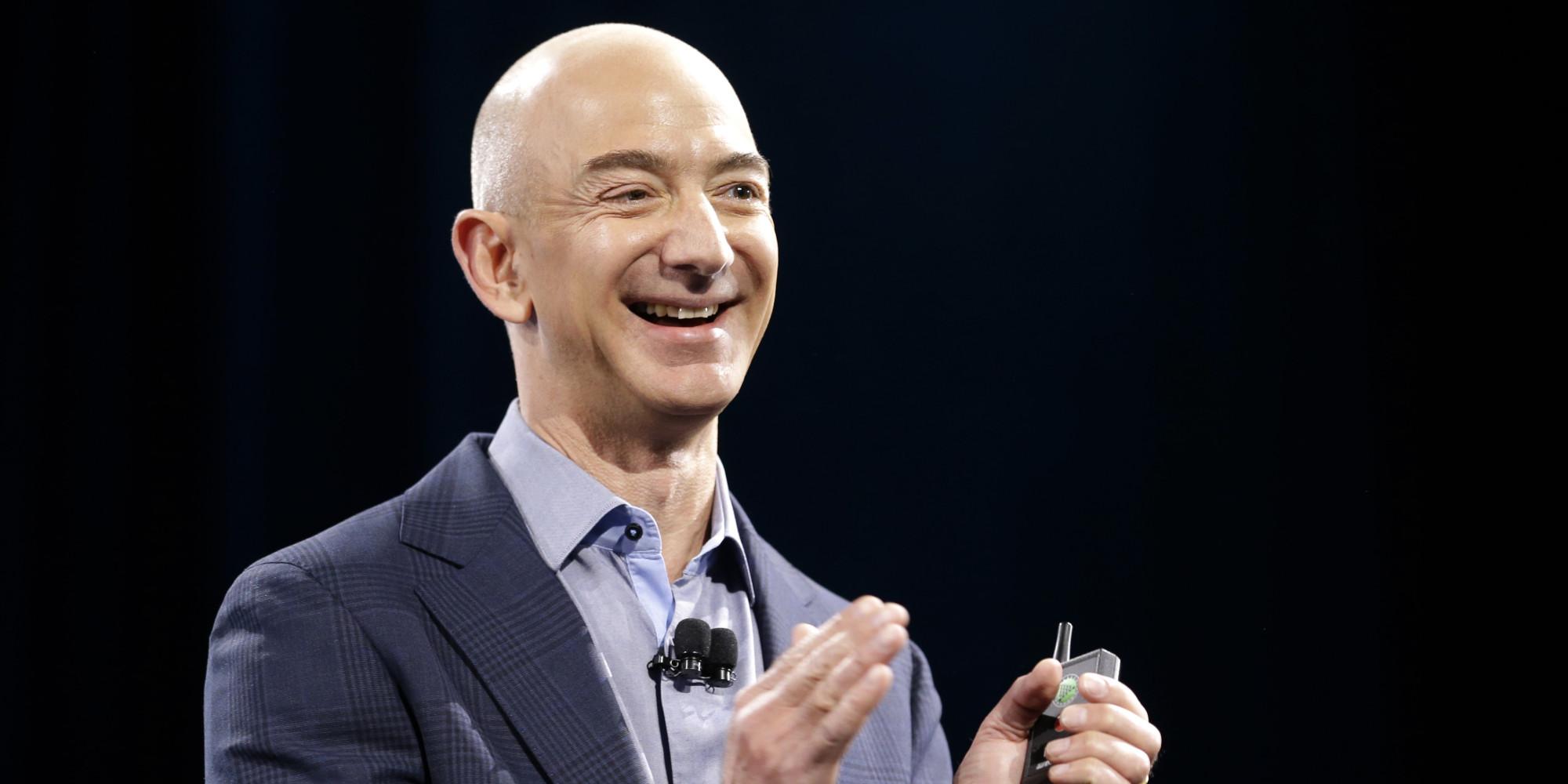Jeff Bezos' Rocket Company Will Start Test Flights This Year ...