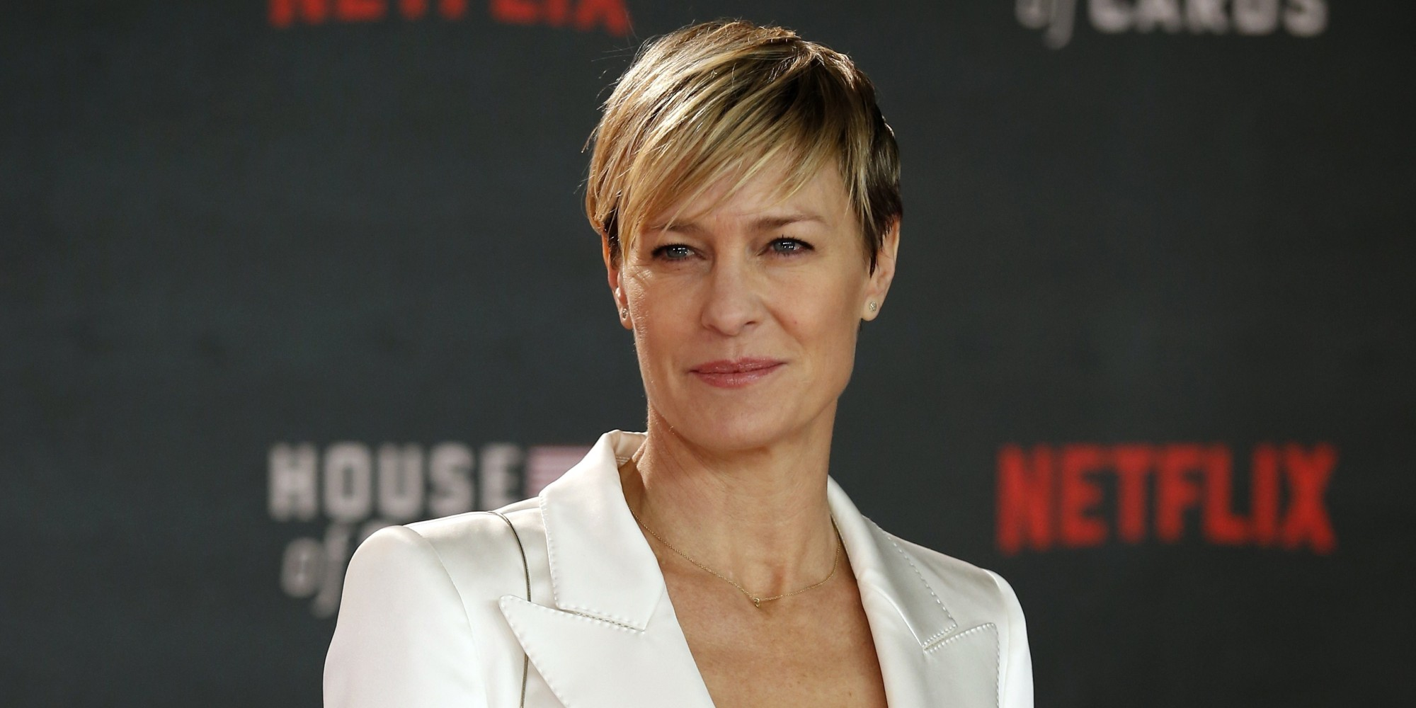 Robin Wright Haircut On House Of Cards