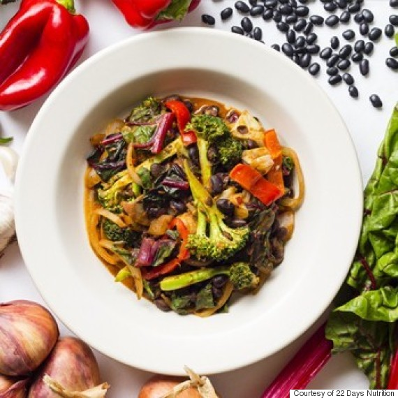 Home Delivery Meal Plans i tried the 22-day beyoncé vegan diet and i'm starving | huffpost
