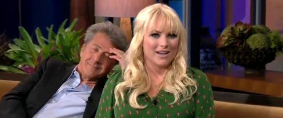 meghan mccain hot. Meghan McCain On Glenn Beck: