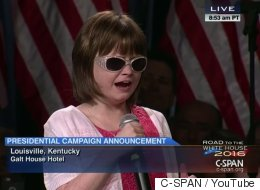 Blind Teen With Cerebral Palsy Sings Show-Stopping National Anthem