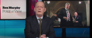 Rex Murphy Mike Duffy