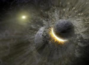 Moon Origin