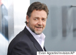 WATCH: Russell Crowe Joins 'The HuffPost Show'