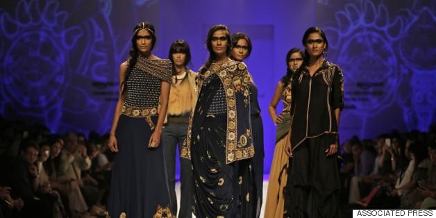 amazon india fashion week malini