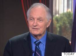 How A Dessert Disaster Led To 58 Years Of Marriage For Alan Alda