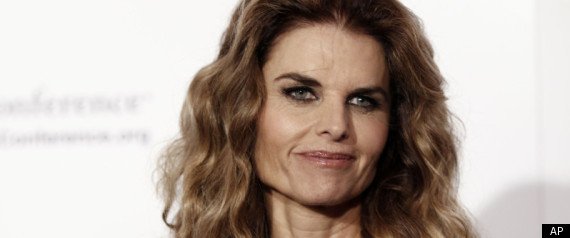 Maria Shriver Divorce
