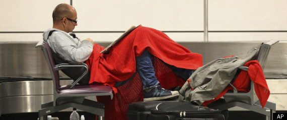ICELAND VOLCANO FLIGHT AIRPORT CANCELLATION
