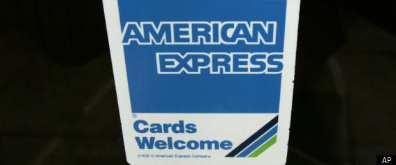 AMERICAN EXPRESS MMJ
