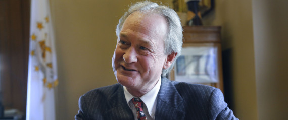 Former rhode island governor lincoln chafee exploring run for