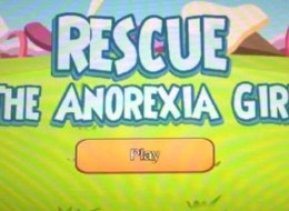 Mobile Game Pulled For 'Mocking Anorexia'
