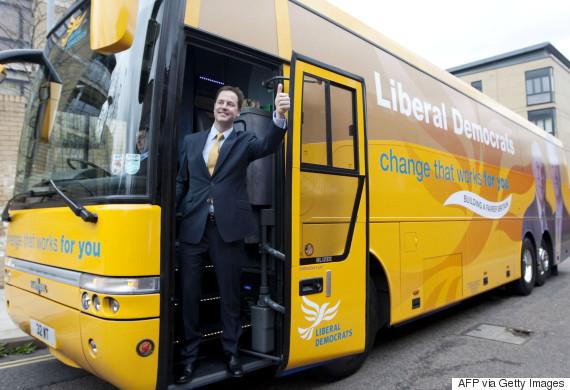clegg battle bus