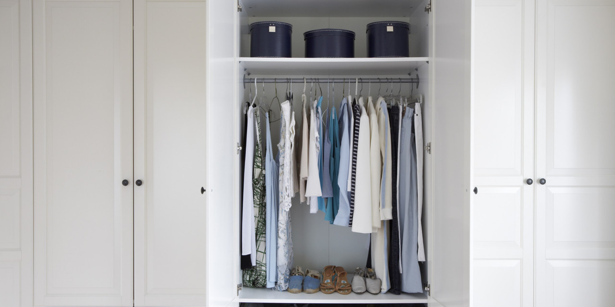How To Store Your Winter Clothing In The Off-Season | HuffPost