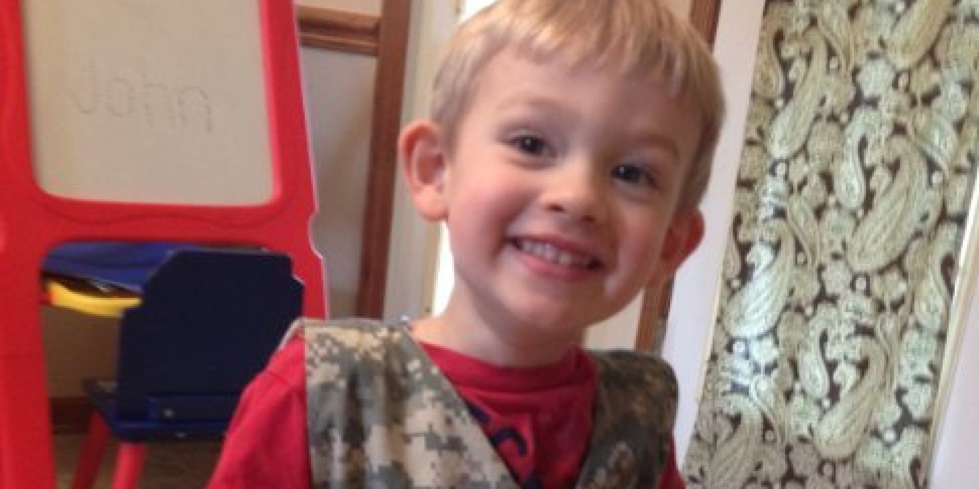 How One Mom Is Using Military Uniforms To Solve A Problem For Kids With Autism Huffpost