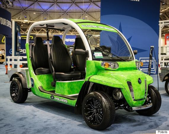 Cheap Luxury Cars >> The Future Of Driving May Be Electric Golf Carts | HuffPost