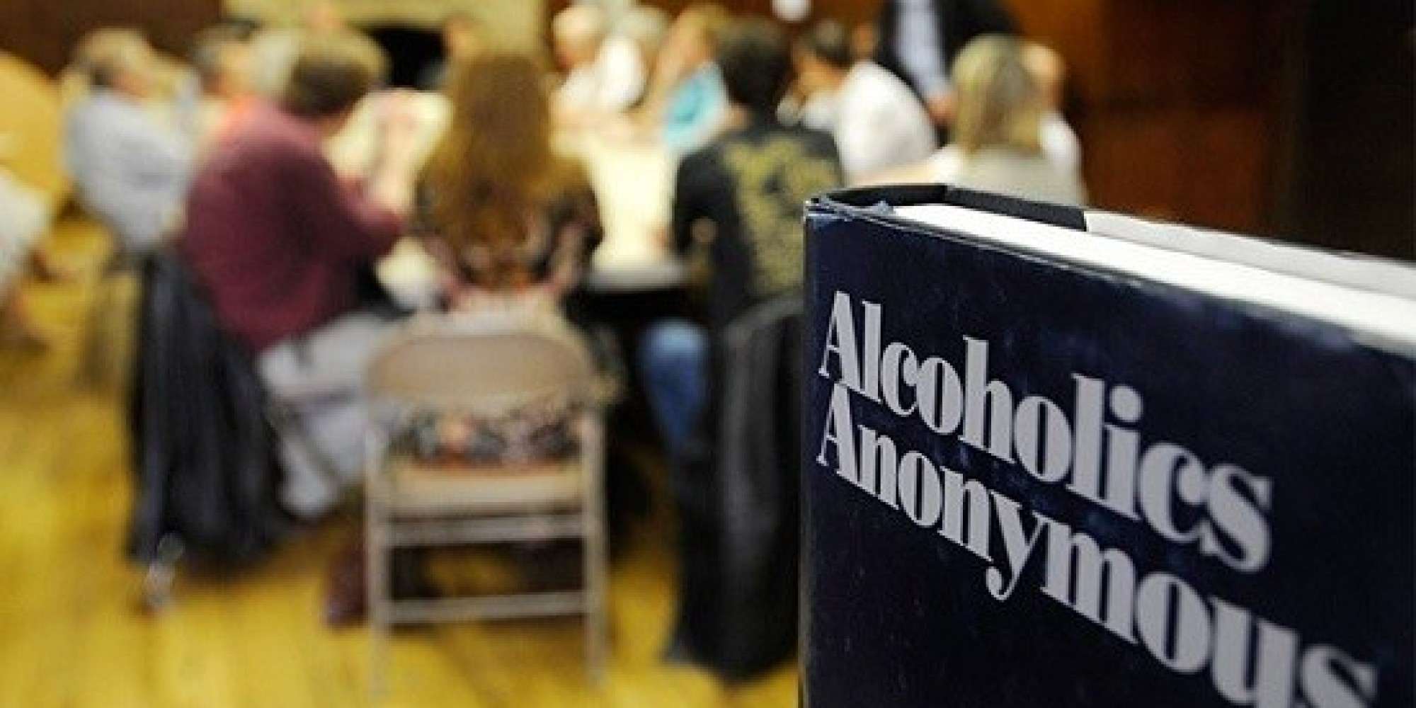Alcoholics anonymous dating app