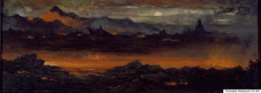 jules tavernier an eruption