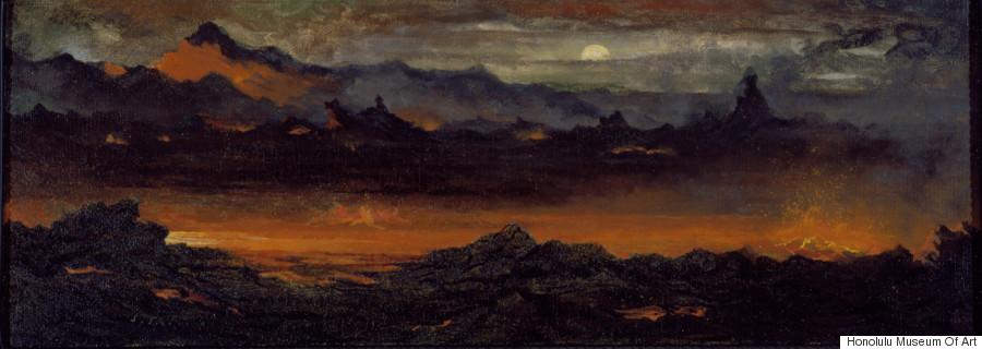jules tavernier an eruption