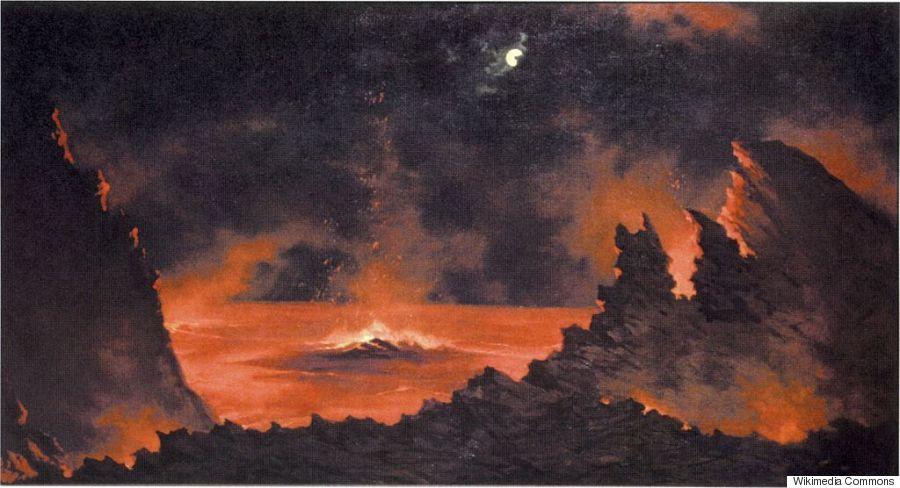 tavernier at night