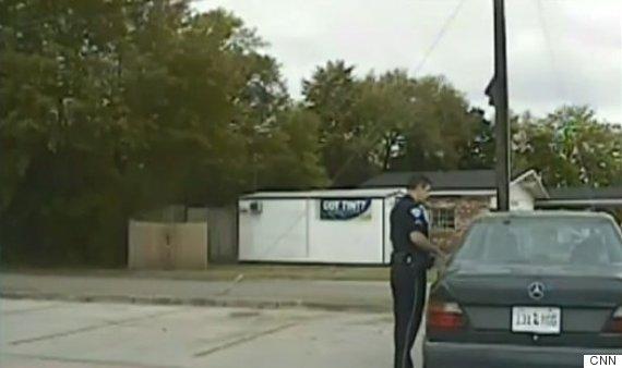 police dashcam walter scott shooting