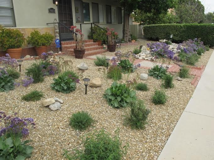 Some Landscapers Are Helping Drought Stricken California