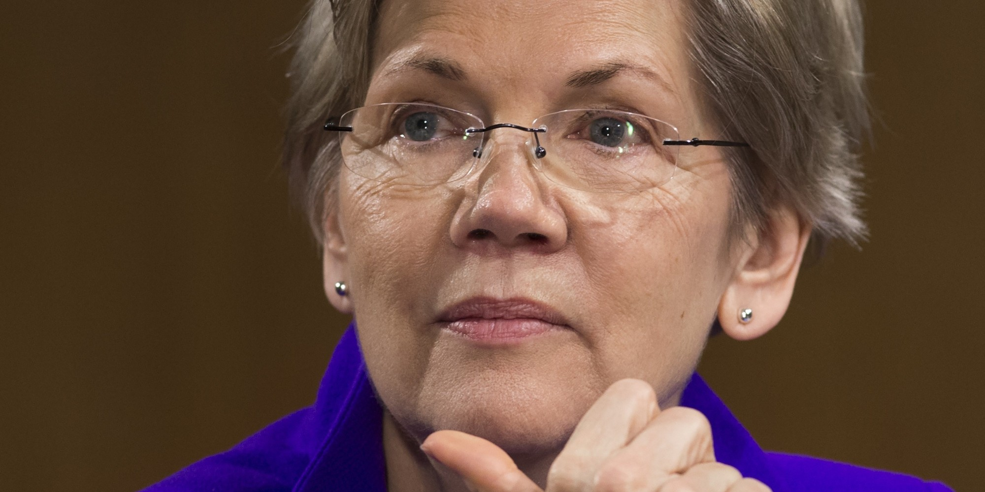 Elizabeth Warren Shares How She Learned To 'Stand Up' And ...