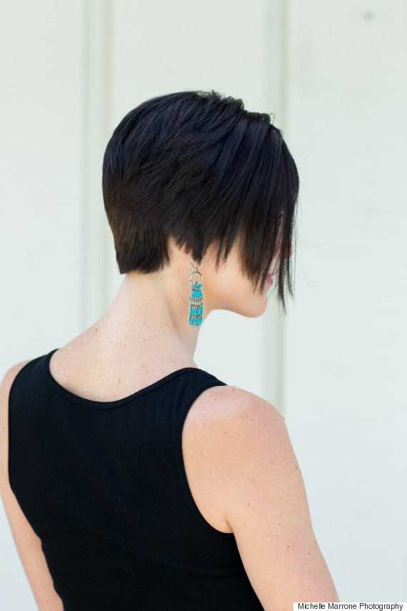 Pulling Off A Pixie My Journey To The Chop And How I Felt After
