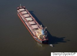 Ship That Leaked Fuel In Vancouver Was On 1st Voyage