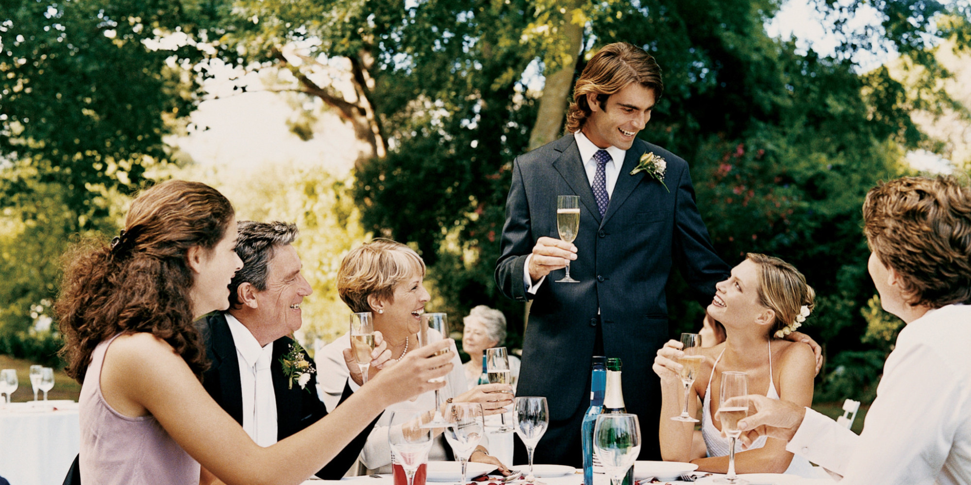 Five Wedding Toasts To Reconsider