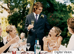 5 Wedding Toasts You May Want To Reconsider
