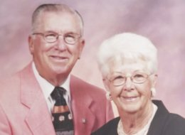 Couple Married 73 Years Dies Just Minutes Apart