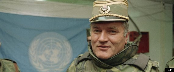 RATKO MLADIC WAR CRIMES SERBIA