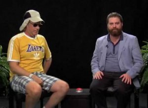 Between Two Ferns Will Ferrell