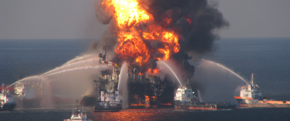 2010 BP OIL SPILL COAST GUARD