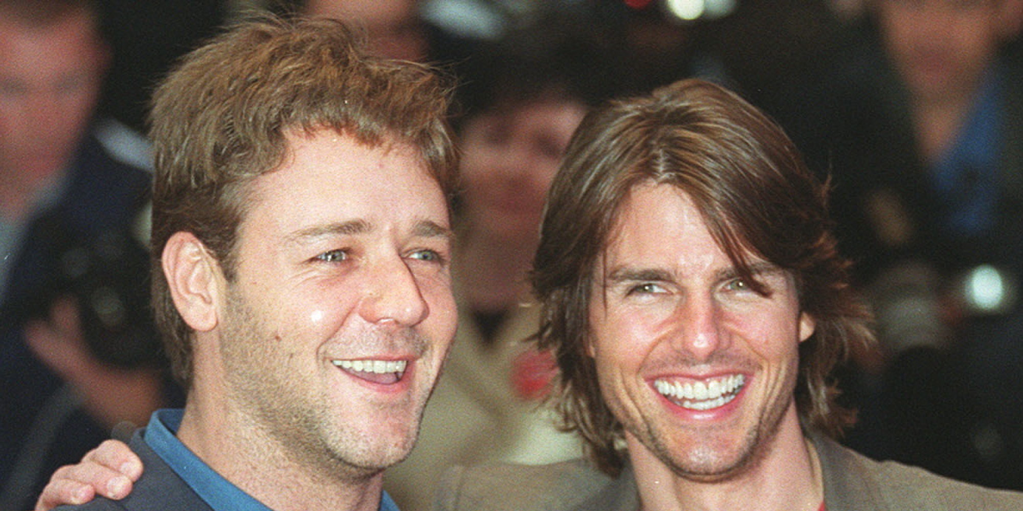 Russell Crowe Knew Tom Cruise Was A 'Very Cool Guy' After ... Tom Cruise Scientology