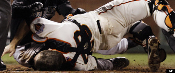 Buster Posey Injury