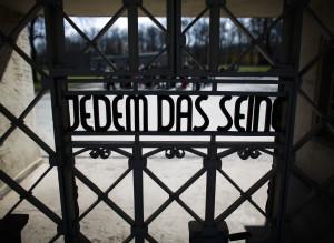 Buchenwald April 2015