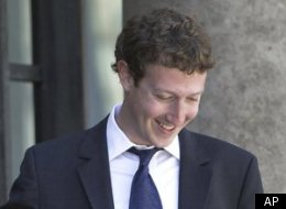 Mark Zuckerberg Suit And Tie Photos