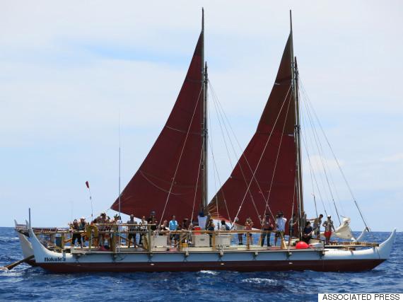 polynesian voyaging