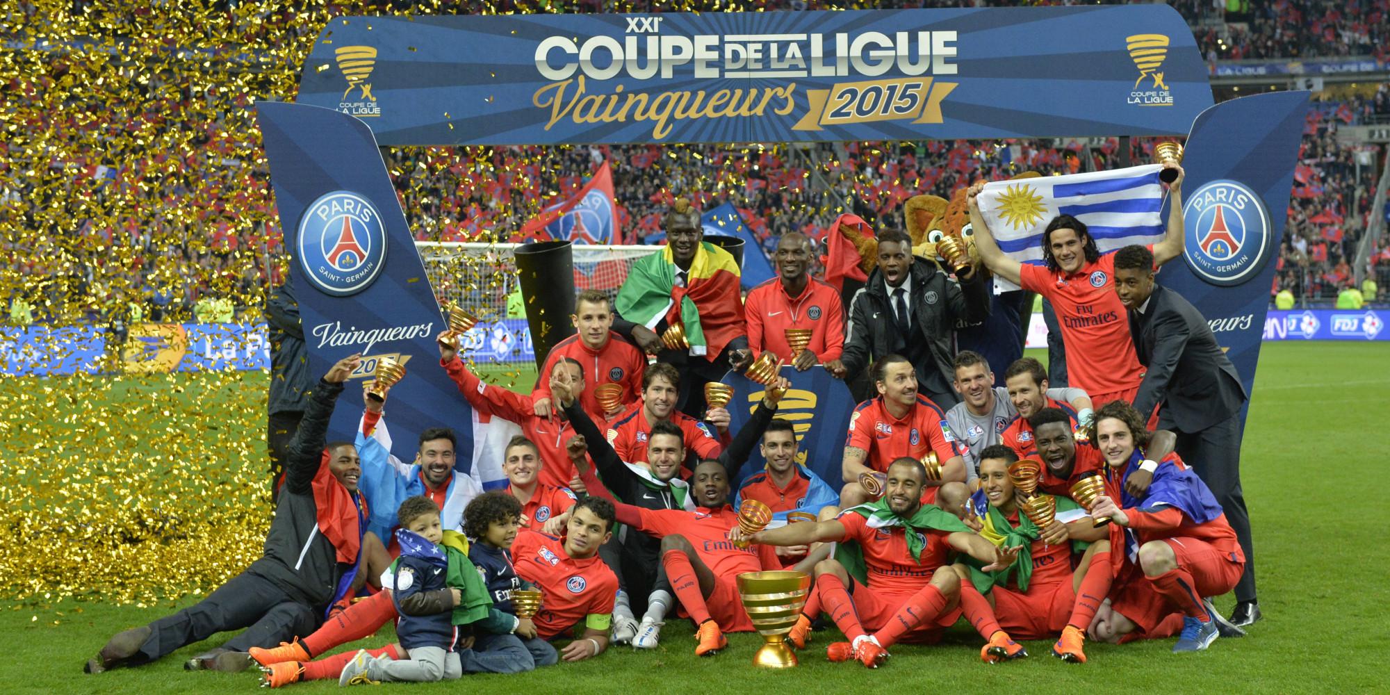 El PSG gana la Copa de la Liga y el Lyon vuelve a ser líder