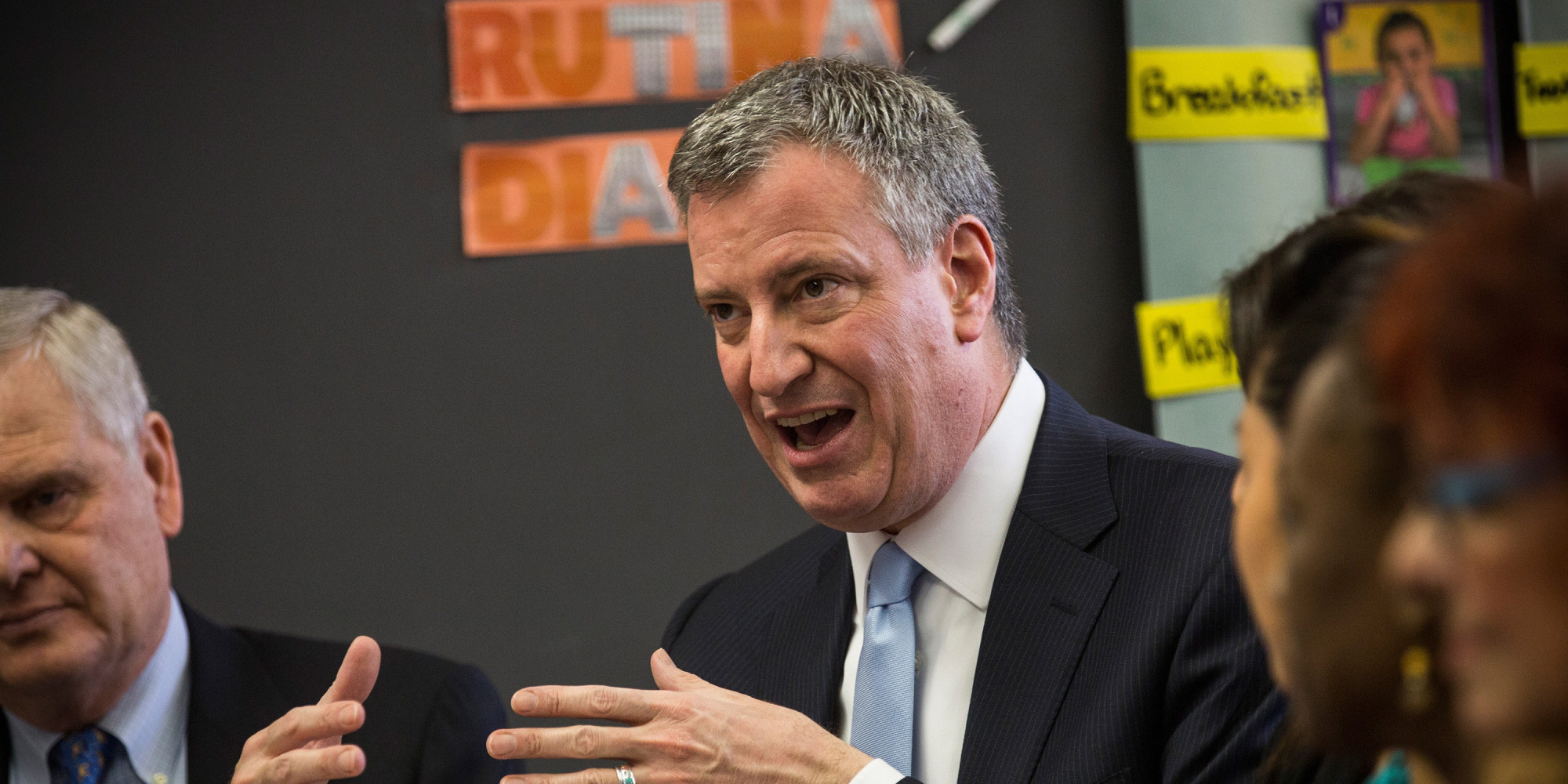 Bill De Blasio Wants To See A Vision From Hillary Clinton Before Endorsing He