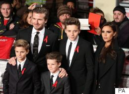 Beckhams Voted The Most 'Modern Family' - Do You Agree?