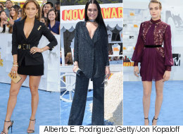 Who Were The Best And Worst Dressed Stars At The 2015 MTV Movie Awards?