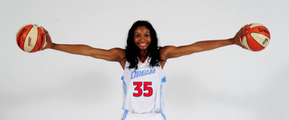 Angel Mccoughtry On Wnba Training Camp And The