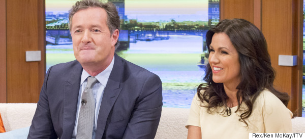 Piers Morgan Reveals Fresh 'Good Morning Britain' Talks