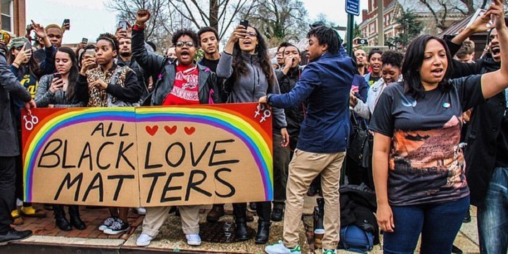 Howard University Students Decry Hate With # ...