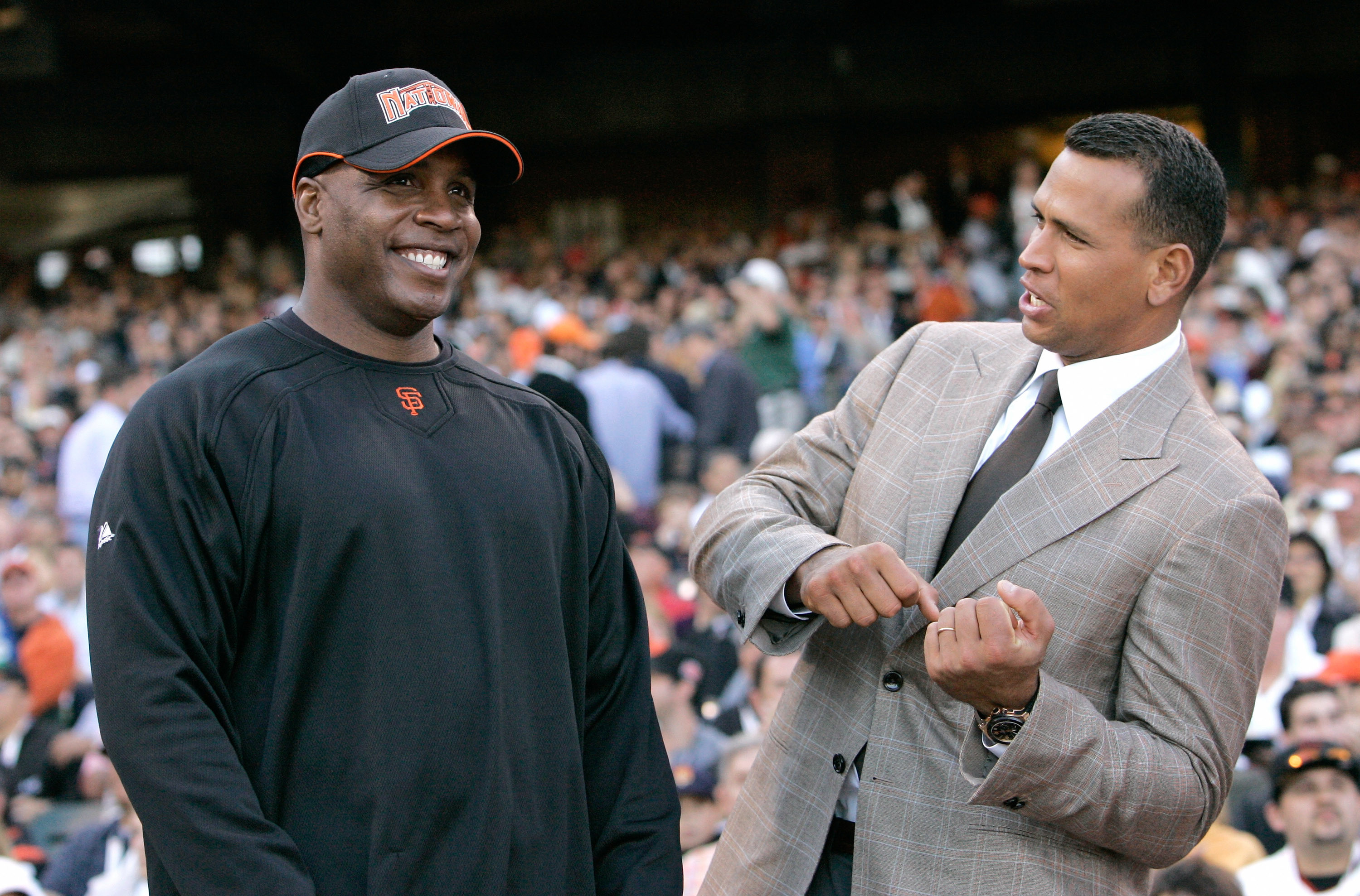 barry bonds alex rodriguez
