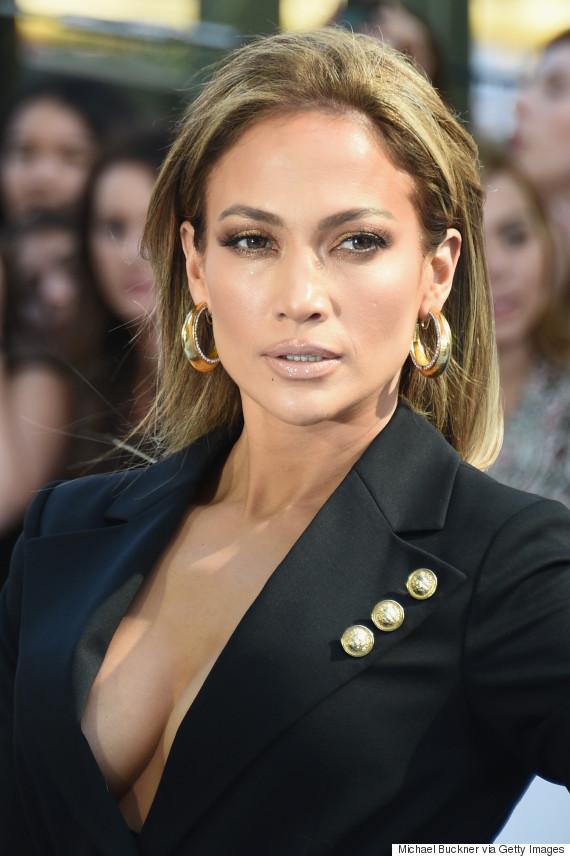 Jennifer Lopez Takes T...
