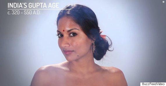 india gupta age makeup